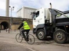HGV Damage Prevention And FORS Safety Equipment